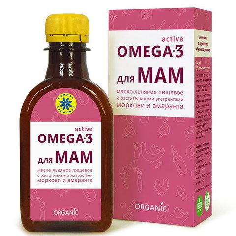 Компас здоровья масло «ДЛЯ МАМ» 200 мл