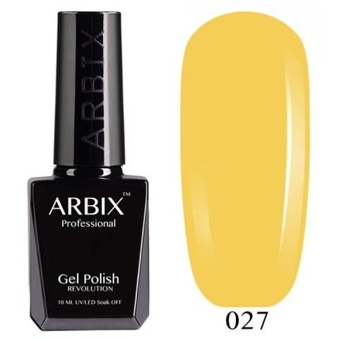 Гель-лак Arbix Ямайка №027