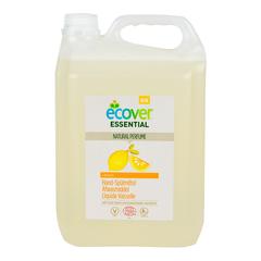 Жидкость для мытья посуды лимон Ecover Essential (ECOCERT) 5л