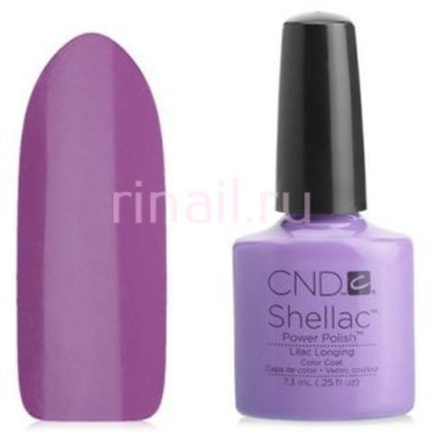 CND Шеллак 7,3 мл,Lilac Longing