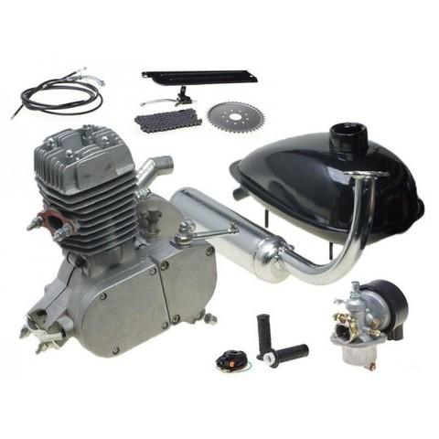 Веломотор F80 (с комплектом для установки)