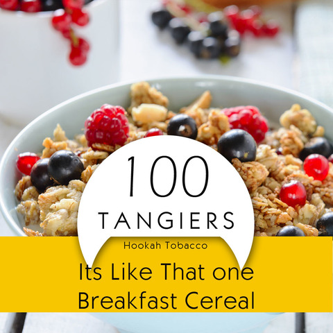 Табак Tangiers 100 г Noir Its Like That One Breakfast Cereal