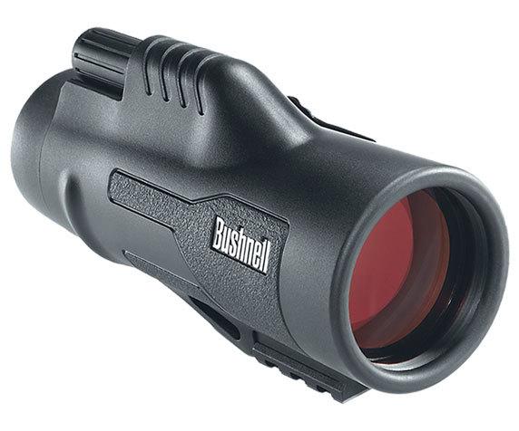 Десятикратный монокуляр Bushnell Legend Ultra 10 42, черный