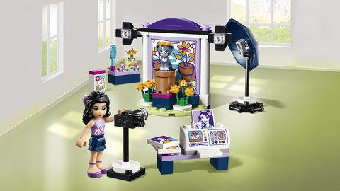 LEGO Friends: Фотостудия Эммы 41305 — Emma's Photo Studio — Лего Френдз Друзья Подружки