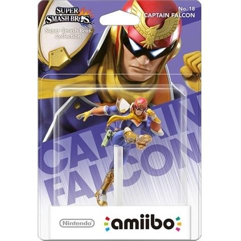 Фигурка Amiibo CAP.FALCON / AMIIBO SMASH CAP.FALCON 18