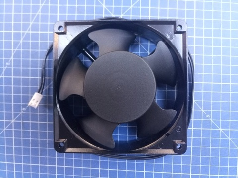 Вентилятор QUATTRO ELEMENTI 120х120х39мм (220-240В 0,14А) Stabilia 8000-12000 (772-098-010)