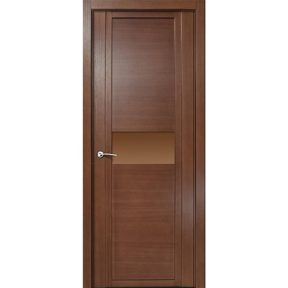 Популярное Межкомнатная дверь шпонированная Milyana Qdo H дуб палисандр остеклённая qdo-h-dub-palisndr-dvertsov.jpg