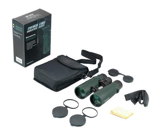 Комплект поставки Veber Silver Line 10 50, темно-зеленый