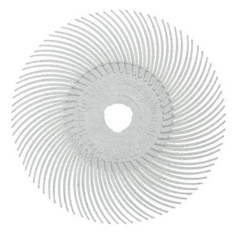 3М Зачистной круг Bristle RB-ZB P120 (белый) 75мм