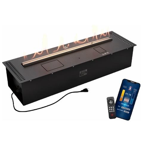 Автоматический биокамин Good Fire 900 RC Black