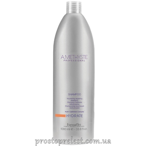 Farmavita Amethyste Hydrate Shampoo - Увлажняющий шампунь для волос 1000