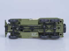 BTR-152K camouflage Start Scale Models (SSM) 1:43