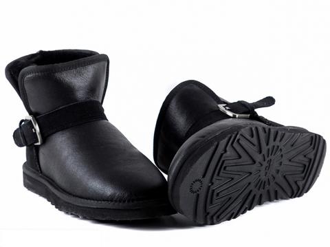 Мужские угги UGG Mini Dylyn Metallic Black
