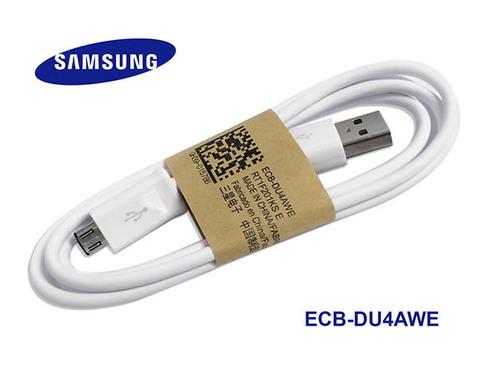 Кабель microUSB Samsung original 2A 0.8m. (тех.пак.)