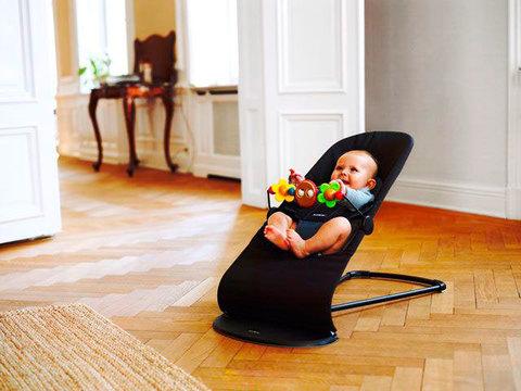 Шезлонг Baby Bjorn Balance Soft напрокат