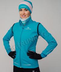 Женский элитный лыжный жилет Nordski Pro Breeze