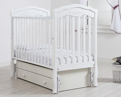Детская кроватка Гандылян Шарлотта маятник универсальный