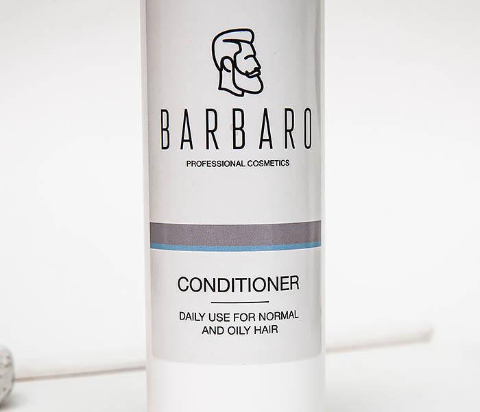 CARE136 Мужской ежедневный кондиционер для волос «Barbaro» (220 мл) фото 02