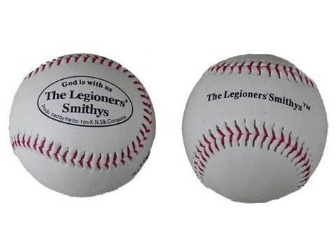 Мяч для игры в бейсбол, твердый