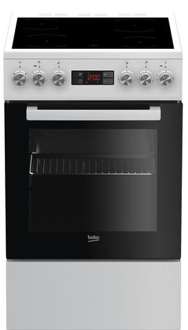 Электрическая плита Beko FSM57300GW