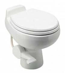 Туалет вакуумный SeaLand VacuFlush 508+ (12/24 В, белый)