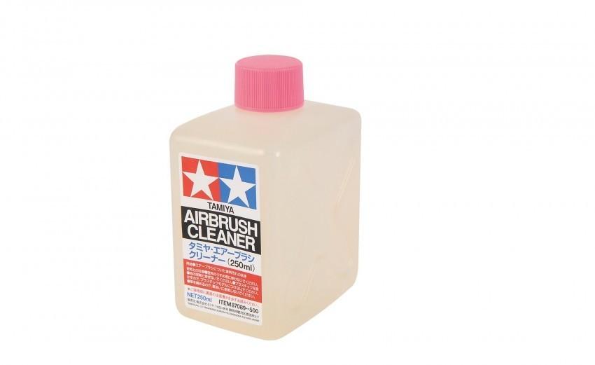 Tamiya Акрил Tamiya Airbrush Cleaner Жидкость промывочная, 250 мл cleaner.jpeg