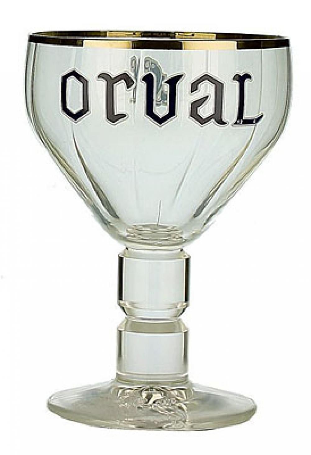 Набор из 6 пивных бокалов «Orval» 330мл свеча дорога специй orval