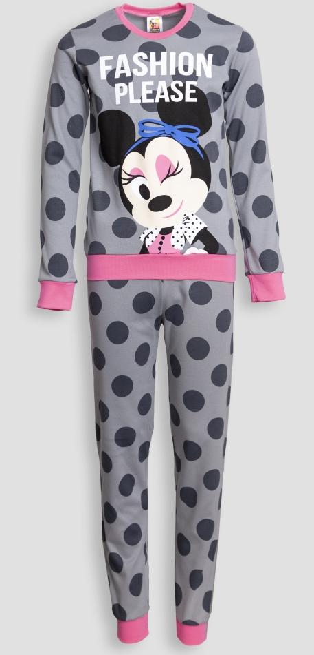Детская женская пижама Disney E18K-84P101