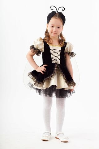 Карнавальный костюм детский Муха Цокотуха