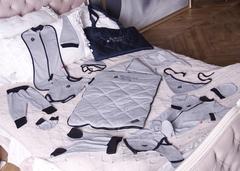 Комплект для новорожденных Baby Box темно-серый