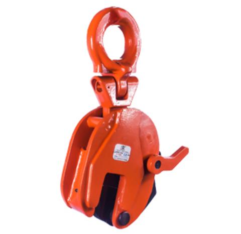 Захват вертикальный TOR DSQA (г/п 5,0 т, лист 0-40 мм) поворотн., шт