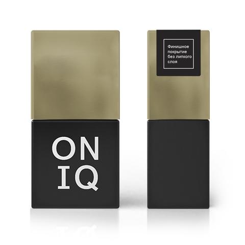Финишное Глянцевое покрытие без липкого слоя  - (911) ON-IQ, 10 мл