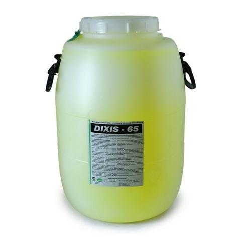 Антифриз для систем отопления DIXIS-65, 50 кг.