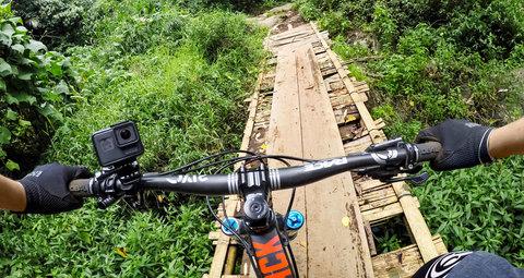 Handlebar / Seatpost / Pole Mount - Крепление на руль/подседельный штырь/лыжные палки 9-35мм | AGTSM-001 |