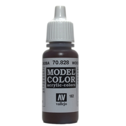 Model Color Woodgrain 17 ml.