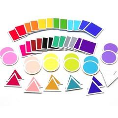 Точечки Никитина + Цветовое мемори 2 в 1