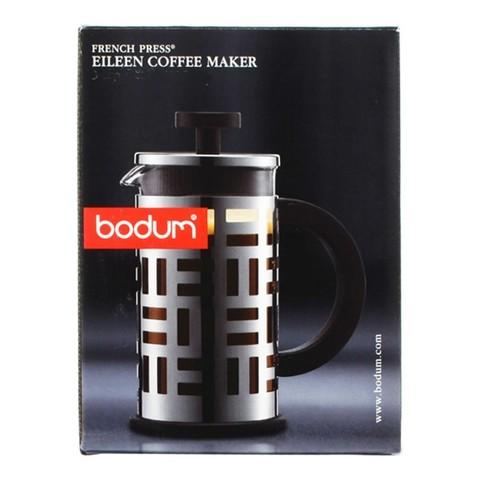 Френч-пресс Bodum Eileen (1 литр), хром