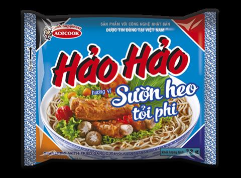 Сублимированная лапша Hao Hao