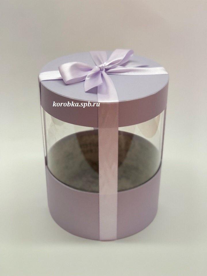 Коробка аквариум 22,5 см Цвет : Светло серый  . Розница 400 рублей .