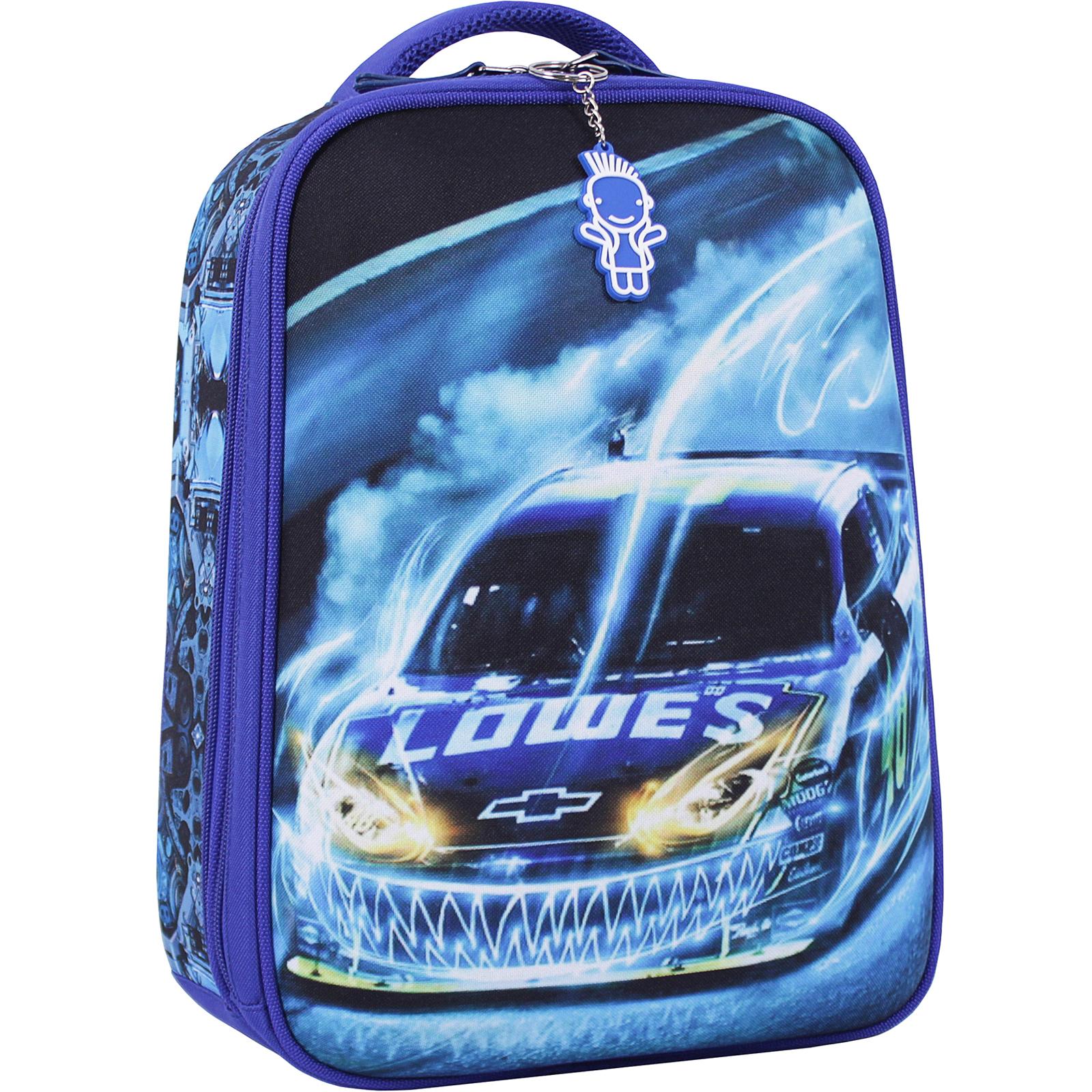 Школьные рюкзаки Рюкзак Bagland Turtle 17 л. Электрик 555 (0013466) IMG_1919_суб.555_.JPG