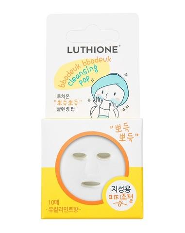 Luthione Пенка-таблетка для умывания (мягкая) 3г * 10шт Bbodeuk