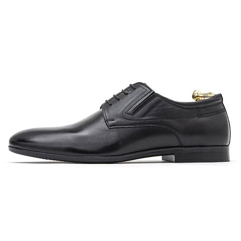 Туфли officer black bm купить
