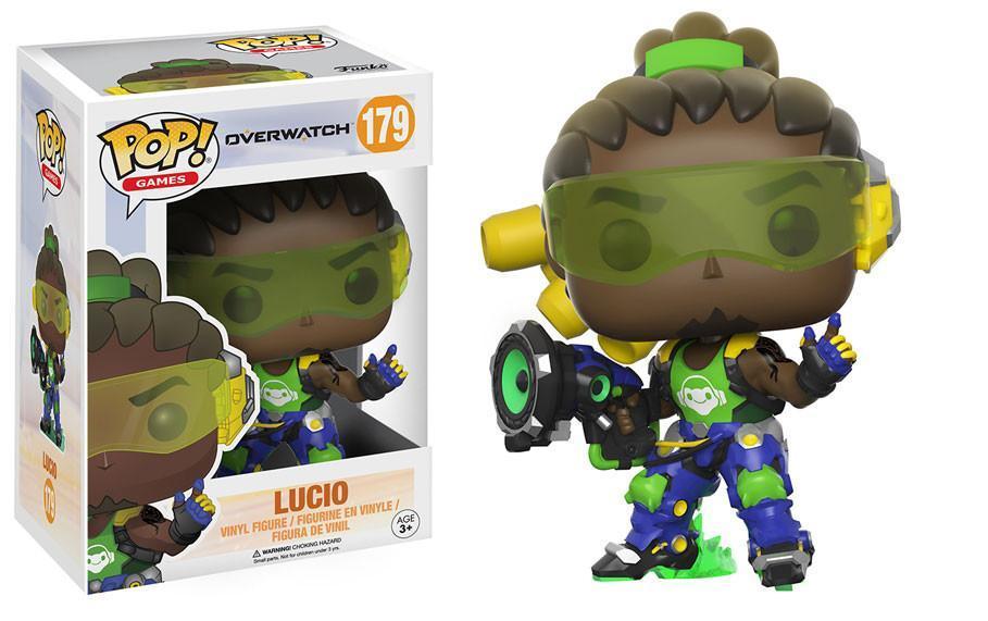 Фигурка Funko POP! Vinyl: Games: Overwatch: Lucio 13088