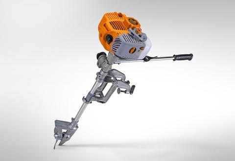 Лодочный мотор подвесной CARVER MHT-3,8S
