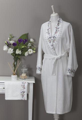 VERSAILES махровый  женский халат Tivolyo Home Турция