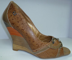 Туфли на танкетке Carmen steffans 123
