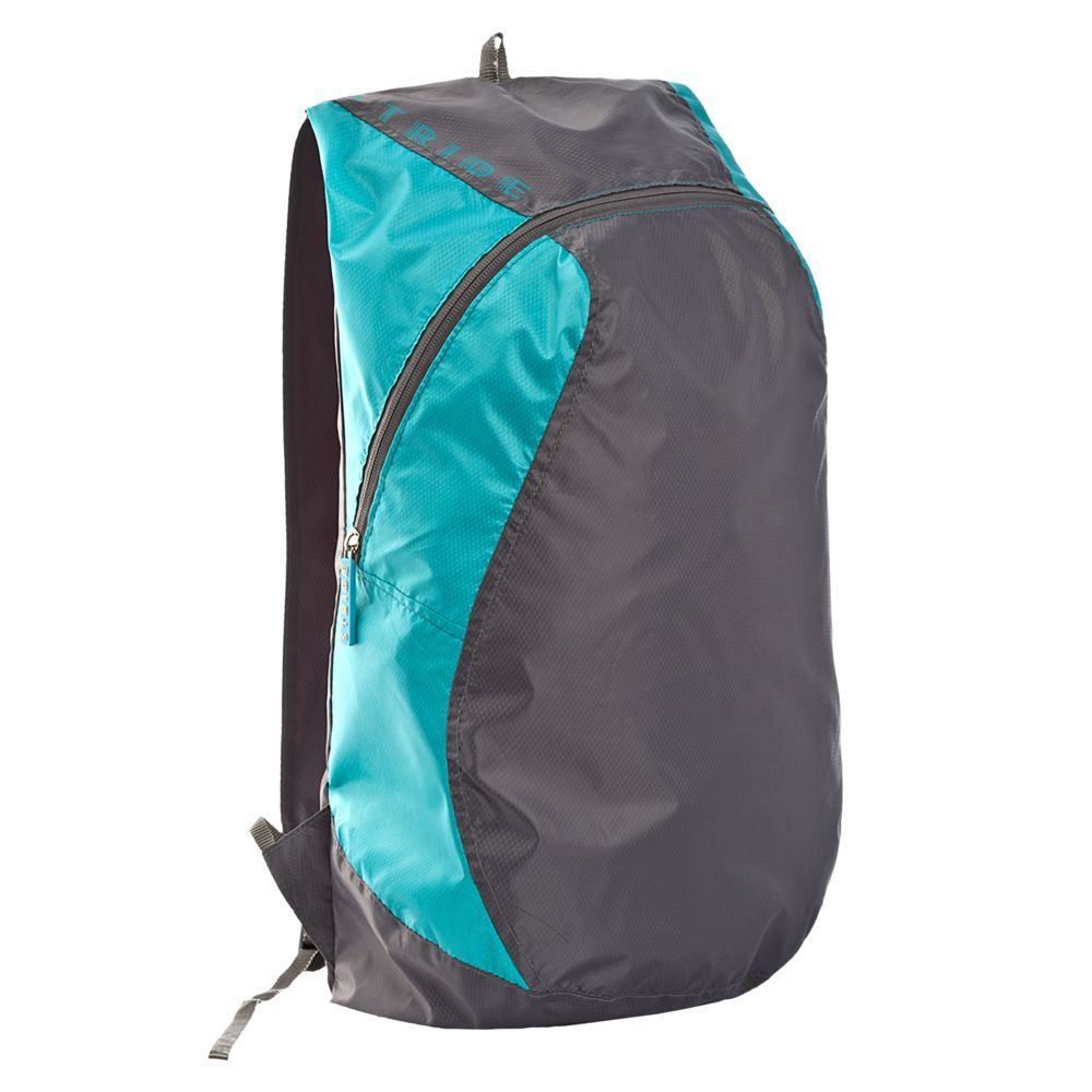 Wick Foldable Backpack, torquois