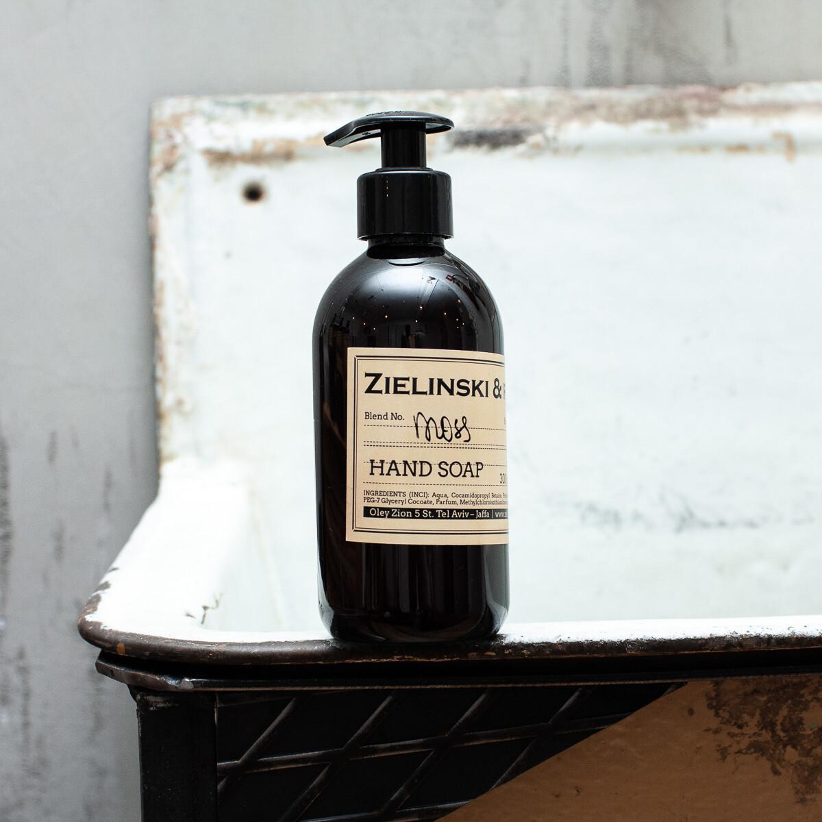 Жидкое мыло MOSS ZIELINSKI & ROZEN (300мл)