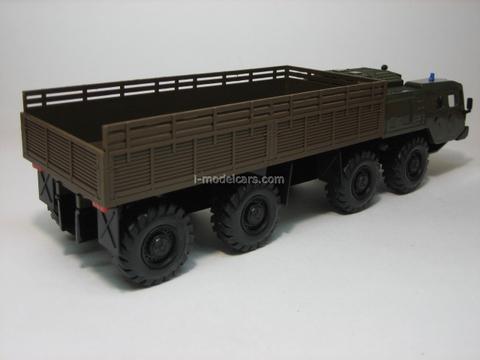 MAZ-7310 board khaki-brown Elecon 1:43