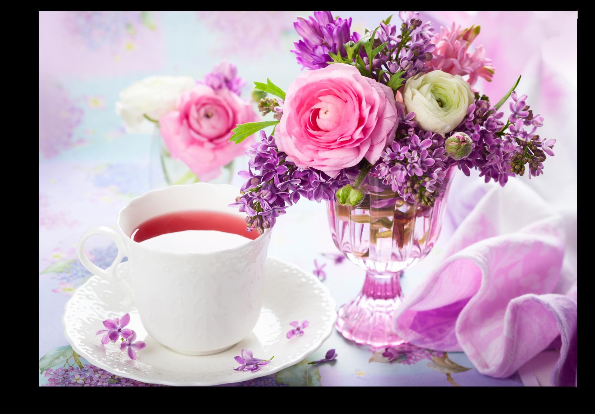 """Еда Постер """"Цветочный аромат чая"""" п7.png"""